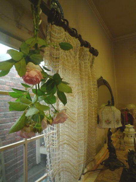 マスク&薔薇とインテリア_d0147611_15424006.jpg