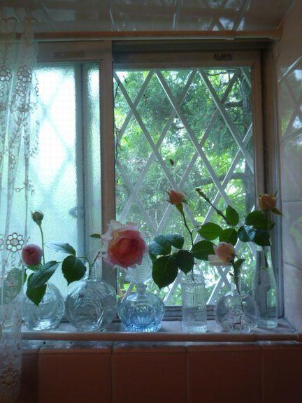 マスク&薔薇とインテリア_d0147611_15450065.jpg
