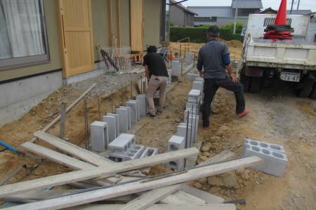 「駒場の家」外構工事_b0179213_18551969.jpg