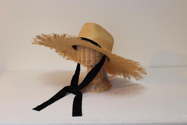 KISHIDAMIKI raffia hat _f0170424_22133727.jpg