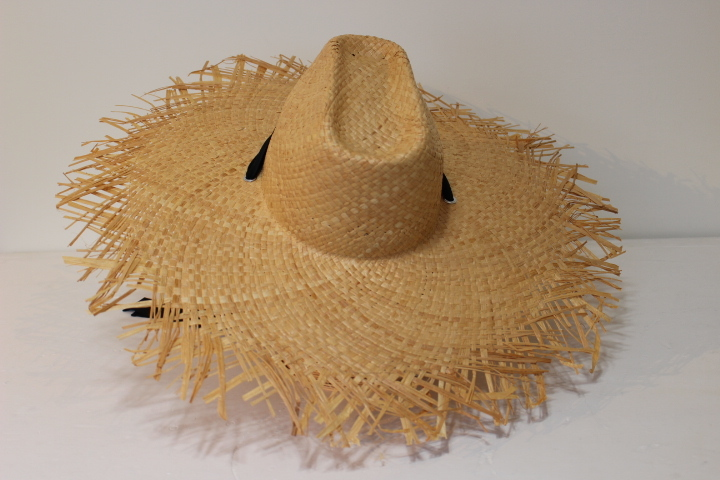KISHIDAMIKI raffia hat _f0170424_22192071.jpg
