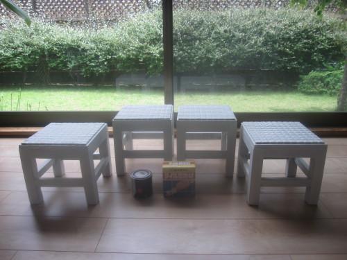 ワンコ食台とテーブルランナー_e0350927_15174976.jpg