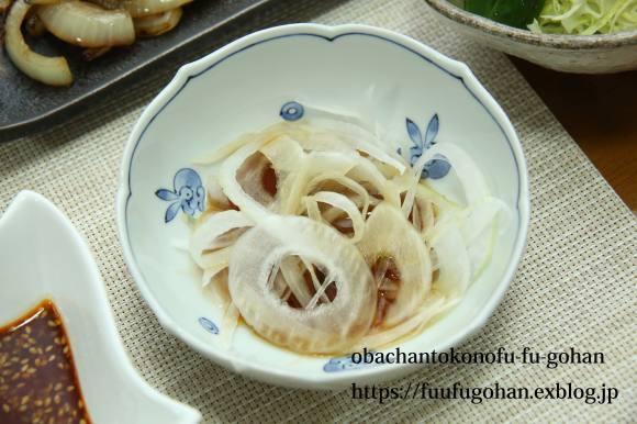 休日のおうちバルは、焼き肉パーティー&お野菜たっぷりのっけ弁_c0326245_11491456.jpg