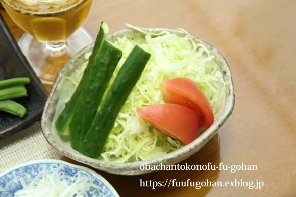 休日のおうちバルは、焼き肉パーティー&お野菜たっぷりのっけ弁_c0326245_11500688.jpg