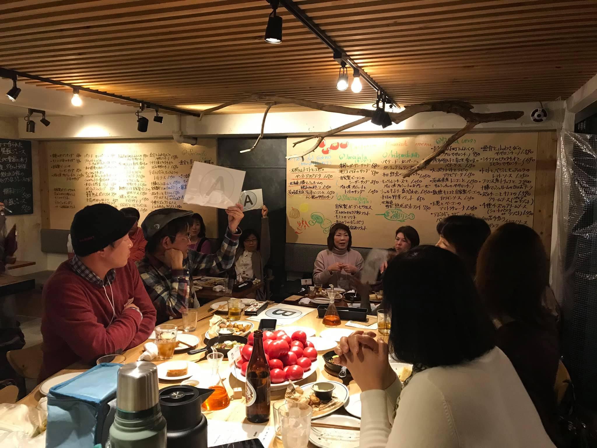 野菜ソムリエコミュニティ福岡2020新年会_b0206253_11441360.jpg