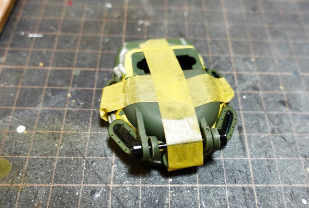 アシェット 74式戦車をつくる 2_a0352357_22343213.jpg