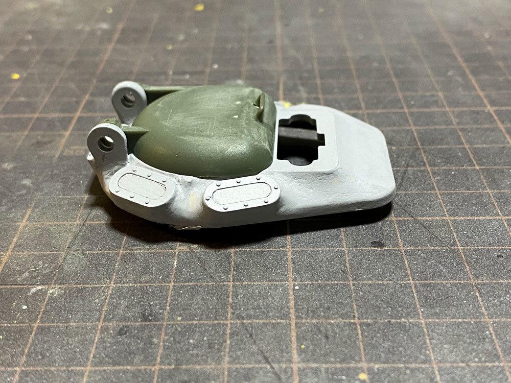 アシェット 74式戦車をつくる 2_a0352357_22343993.jpg