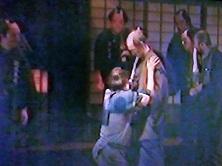8-5/30-73 舞台「小林一茶」井上ひさし作 木村光一演出 こまつ座の時代(アングラの帝王から新劇_f0325673_12555604.jpg