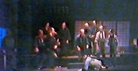 8-7/30-75 舞台「小林一茶」井上ひさし作 木村光一演出 こまつ座の時代(アングラの帝王から新劇へ)   _f0325673_14284400.jpg