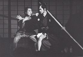 8-9/30-77 舞台「小林一茶」井上ひさし作 木村光一演出 こまつ座の時代(アングラの帝王から新劇へ)_f0325673_15292915.jpg