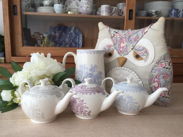 【バーレイ陶器】アジアティックフェザンツ ブログで販売会_d0217479_00081030.jpg