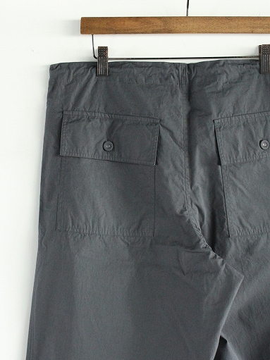 eleven 2nd Fine Cotton Poplin Wide Pants_b0139281_158723.jpg