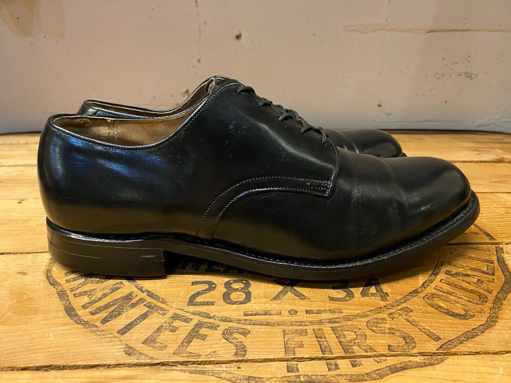 6月6日(土)マグネッツ大阪店スーペリア入荷日!#1 U.S.Military編!USN Service Shoes,NOS Vietnam Fatigue JKT&M-65 Trouser!!_c0078587_12503596.jpg