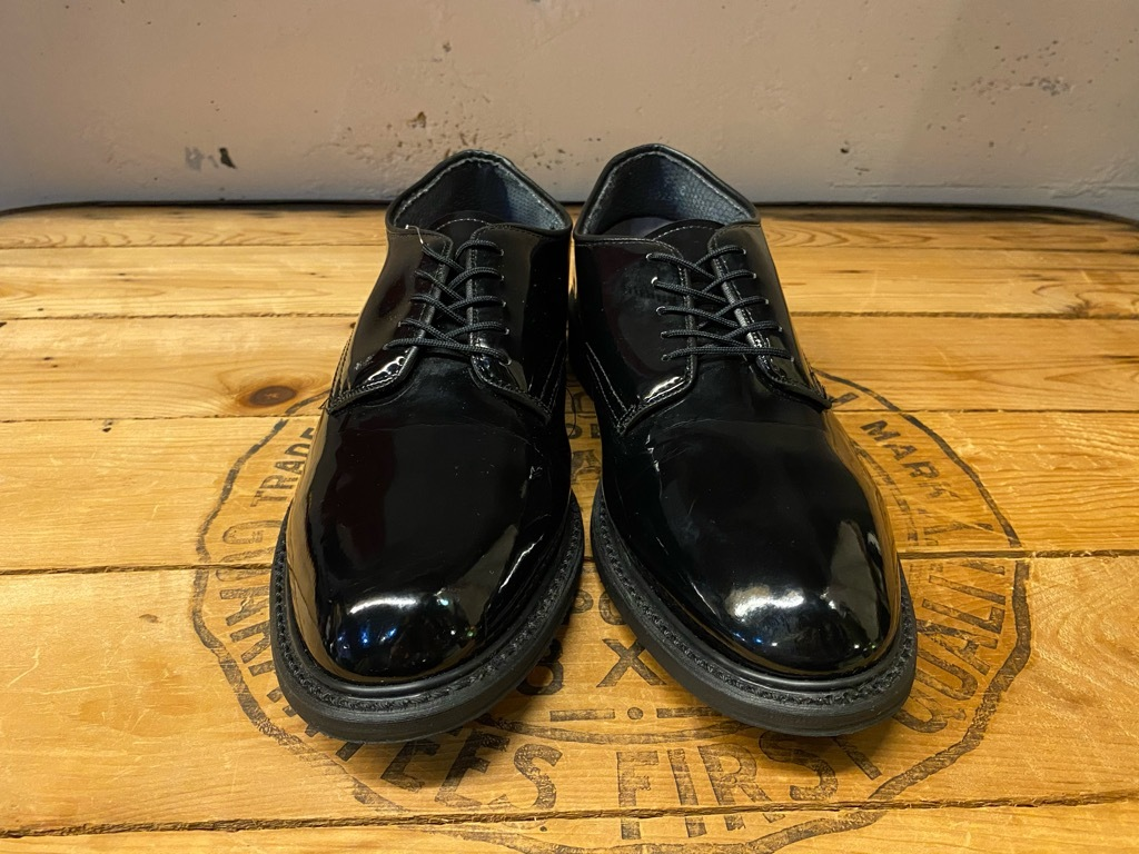 6月6日(土)マグネッツ大阪店スーペリア入荷日!#1 U.S.Military編!USN Service Shoes,NOS Vietnam Fatigue JKT&M-65 Trouser!!_c0078587_12521582.jpg