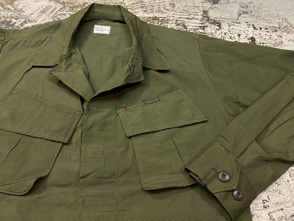 6月6日(土)マグネッツ大阪店スーペリア入荷日!#1 U.S.Military編!USN Service Shoes,NOS Vietnam Fatigue JKT&M-65 Trouser!!_c0078587_12562605.jpg