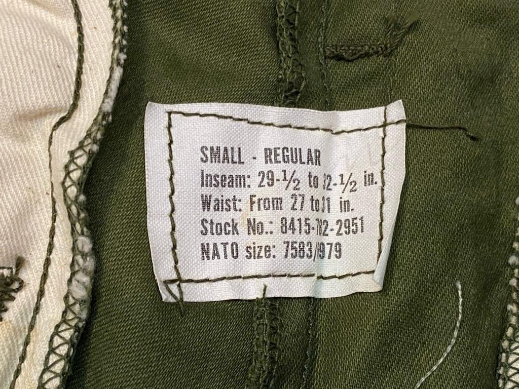 6月6日(土)マグネッツ大阪店スーペリア入荷日!#1 U.S.Military編!USN Service Shoes,NOS Vietnam Fatigue JKT&M-65 Trouser!!_c0078587_12594240.jpg