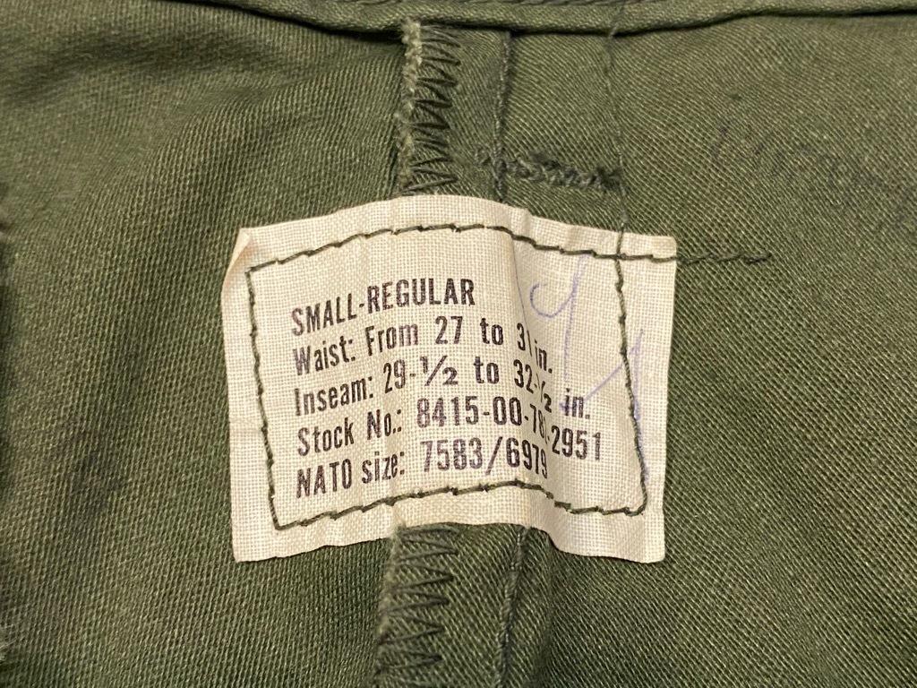 6月6日(土)マグネッツ大阪店スーペリア入荷日!#1 U.S.Military編!USN Service Shoes,NOS Vietnam Fatigue JKT&M-65 Trouser!!_c0078587_13005196.jpg
