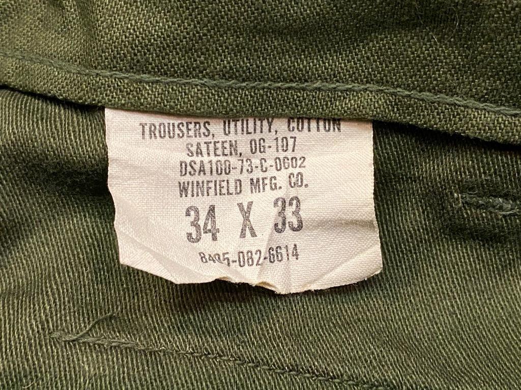 6月6日(土)マグネッツ大阪店スーペリア入荷日!#1 U.S.Military編!USN Service Shoes,NOS Vietnam Fatigue JKT&M-65 Trouser!!_c0078587_13070370.jpg