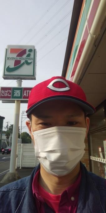 本日もアベノマスクよりコンビニのマスクで介護現場に出勤です_e0094315_07084238.jpg