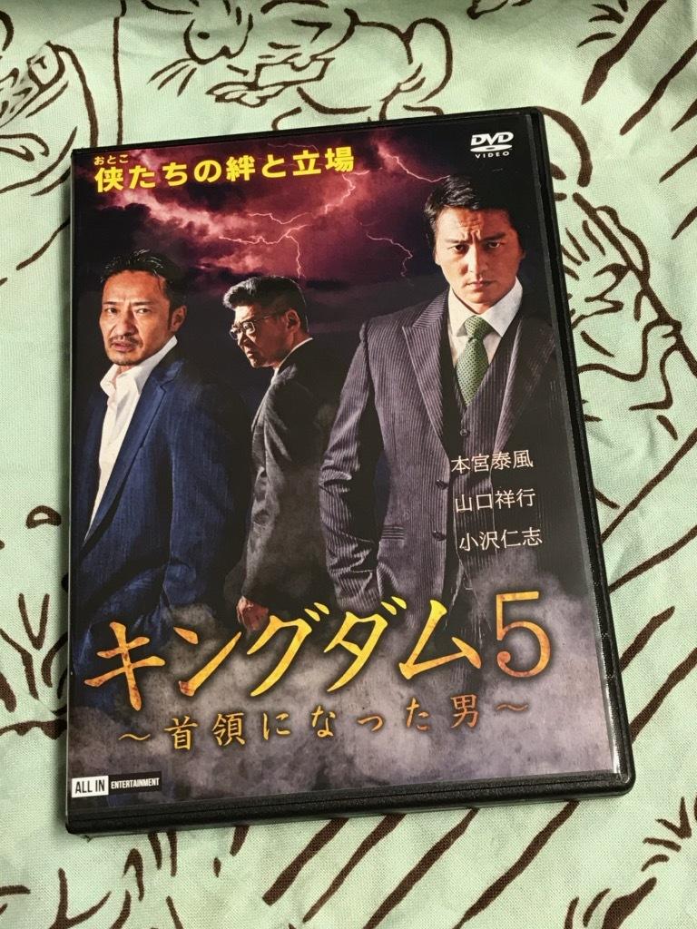 キングダム5 DVD_f0170915_12395995.jpg