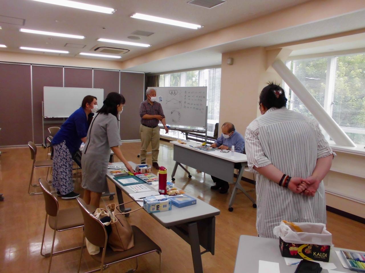 和(NAGOMI)アートで業務再開♪_c0200917_13003651.jpg