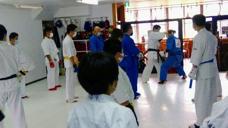 ~MMAと空道の融合~ MMA空道アドバンスクラスが始まります!(^^)!_d0084118_00265726.jpg