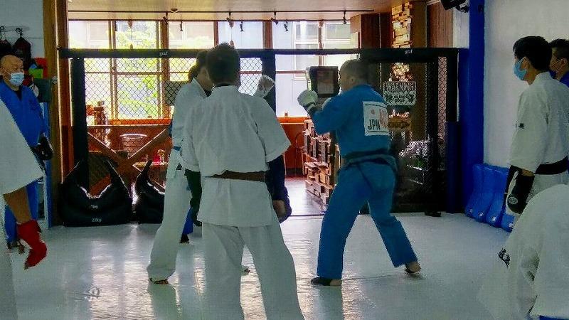 ~MMAと空道の融合~ MMA空道アドバンスクラスが始まります!(^^)!_d0084118_00272294.jpg