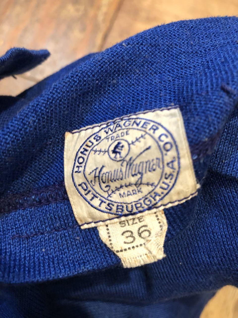 6月4日(木)入荷!HONUS WAGNER all cotton フェルト タンクトップ!_c0144020_13014649.jpg
