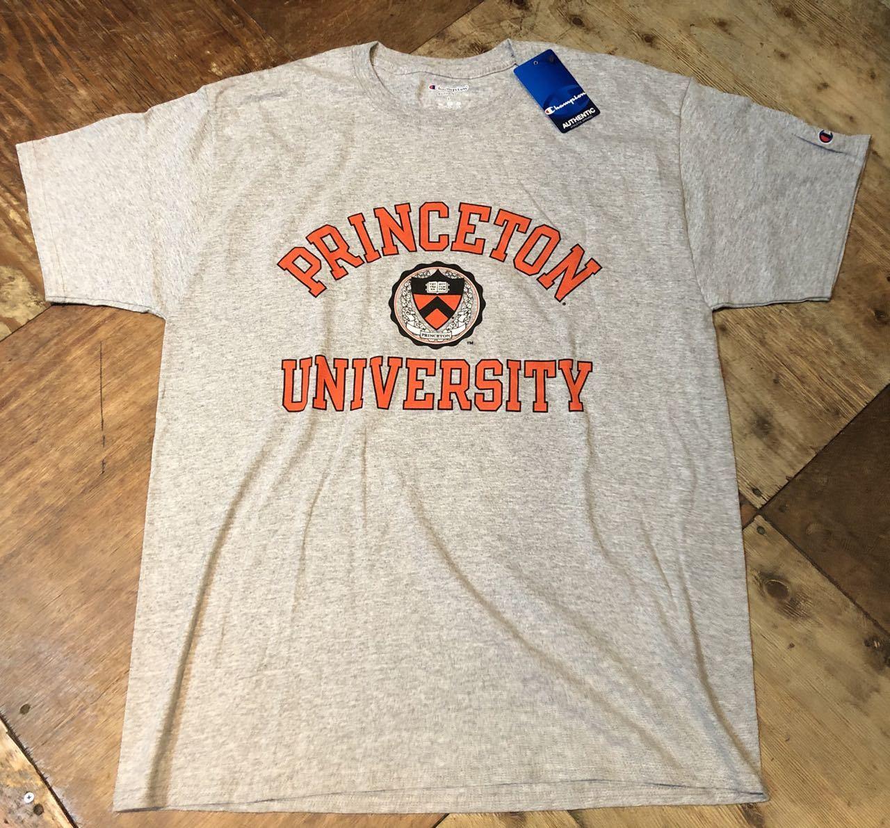 6月4日(木)入荷!2012年  新品 チャンピオン champion! PRINCETON UNIVERSITY Tシャツ!_c0144020_13104818.jpg