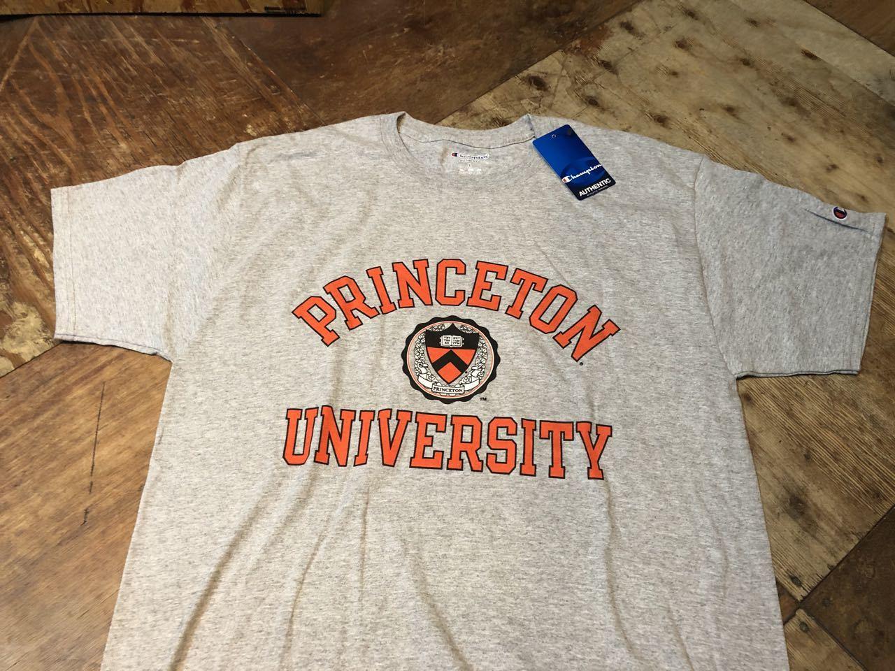 6月4日(木)入荷!2012年  新品 チャンピオン champion! PRINCETON UNIVERSITY Tシャツ!_c0144020_13104899.jpg
