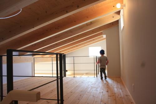 「木のハコ」平屋+ロフト 完成見学会のご案内_c0084368_10155374.jpg