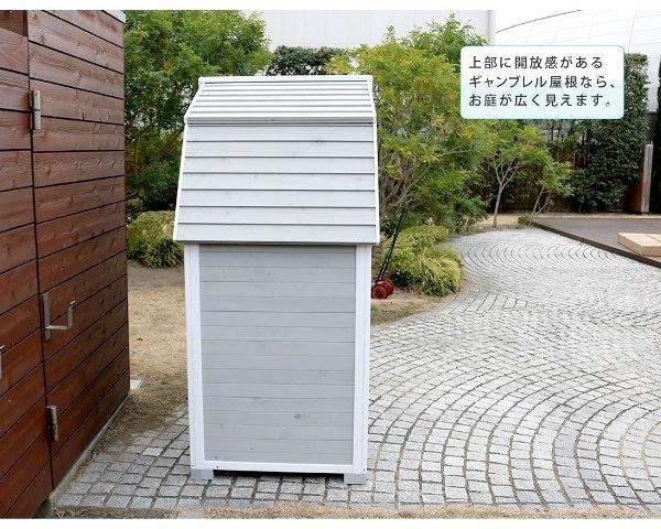ガーデンにおしゃれでかわいい大型収納庫おすすめです~❤_f0029571_22461216.jpg