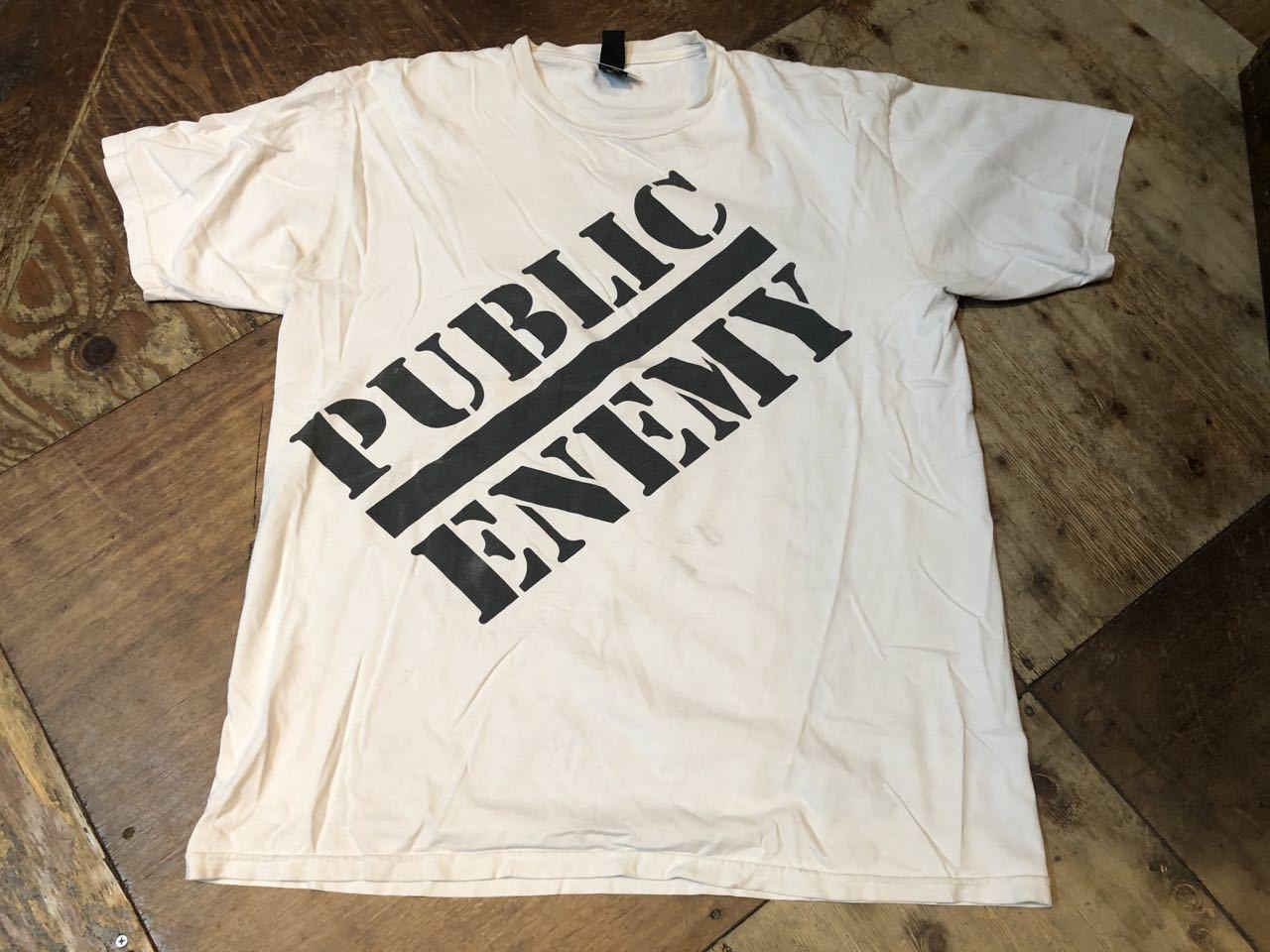 6月6日(日)入荷! MADE IN U.S.A OBEY PUBLIC ENEMY Tシャツ!_c0144020_13163278.jpg