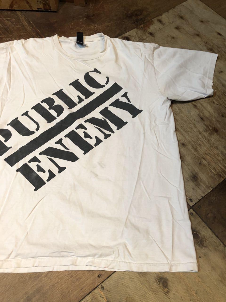 6月6日(日)入荷! MADE IN U.S.A OBEY PUBLIC ENEMY Tシャツ!_c0144020_13163494.jpg