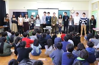 新潟市立五十嵐小学校においてワークショップを行いました_c0167632_12450458.jpg