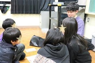 新潟市立五十嵐小学校においてワークショップを行いました_c0167632_12570034.jpg