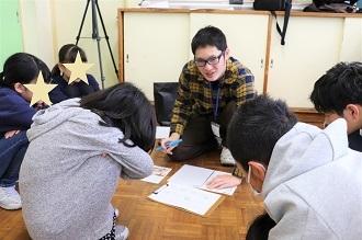 新潟市立五十嵐小学校においてワークショップを行いました_c0167632_12590544.jpg