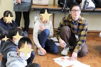 新潟市立五十嵐小学校においてワークショップを行いました_c0167632_12591393.jpg