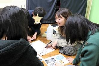 新潟市立五十嵐小学校においてワークショップを行いました_c0167632_13003071.jpg