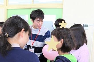 新潟市立五十嵐小学校においてワークショップを行いました_c0167632_13052549.jpg