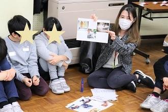 新潟市立五十嵐小学校においてワークショップを行いました_c0167632_13103886.jpg