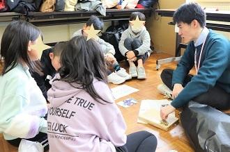 新潟市立五十嵐小学校においてワークショップを行いました_c0167632_13155946.jpg