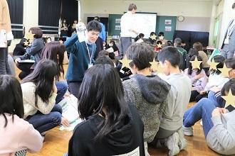 新潟市立五十嵐小学校においてワークショップを行いました_c0167632_13161692.jpg