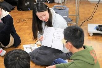 新潟市立五十嵐小学校においてワークショップを行いました_c0167632_13175185.jpg
