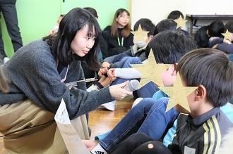 新潟市立五十嵐小学校においてワークショップを行いました_c0167632_13225954.jpg