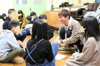 新潟市立五十嵐小学校においてワークショップを行いました_c0167632_13300326.jpg