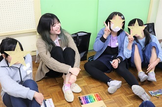 新潟市立五十嵐小学校においてワークショップを行いました_c0167632_13310207.jpg