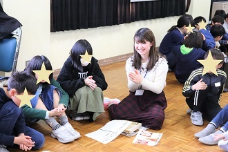 新潟市立五十嵐小学校においてワークショップを行いました_c0167632_13332708.jpg