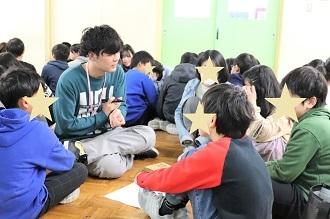 新潟市立五十嵐小学校においてワークショップを行いました_c0167632_13353091.jpg