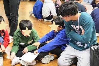 新潟市立五十嵐小学校においてワークショップを行いました_c0167632_13354842.jpg